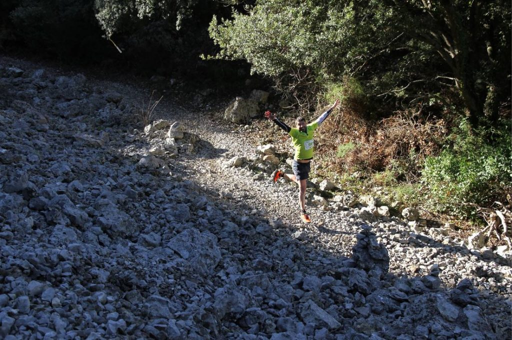 Trail Vaucluse RUNLeBeaucet