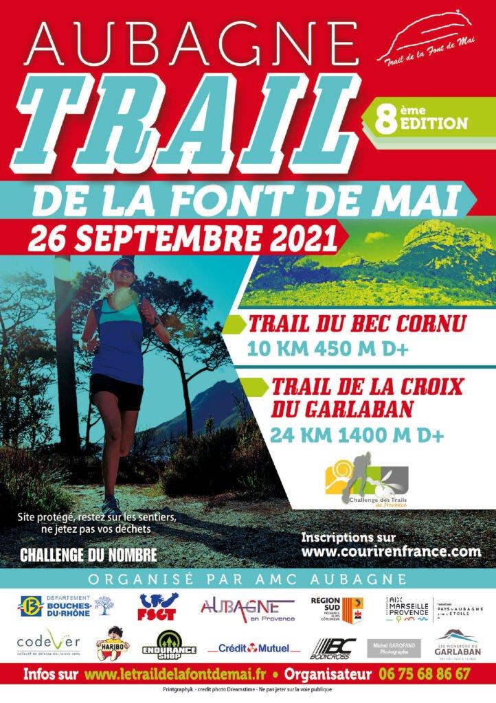 Trail de La Font de Mai