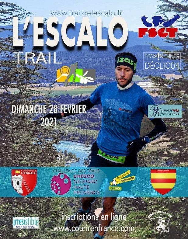 TRAIL DE L'ESCALO