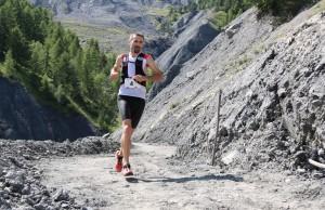 1 Greg Vollet 1er 42 km trail Ubaye Salomon photo Robert Goin