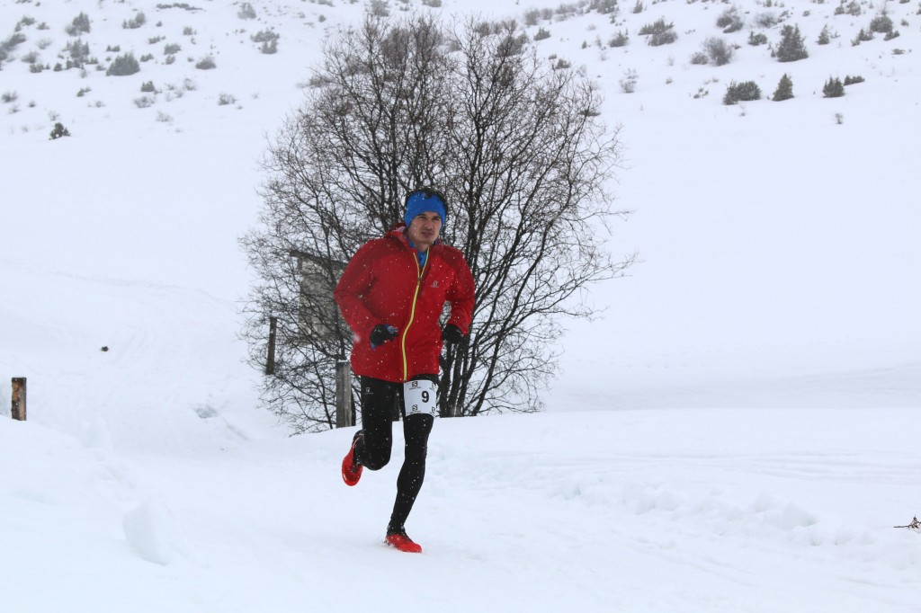 Ubaye Snow Trail Salomon