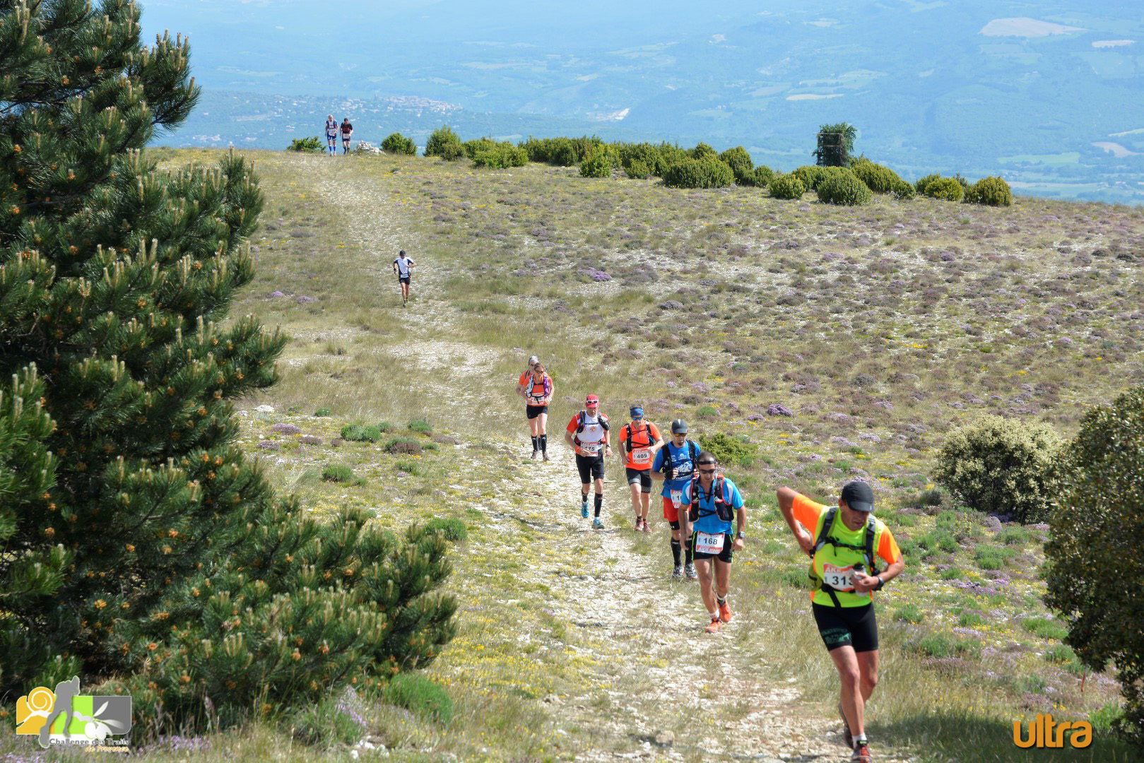 Trail du Grand Luberon – 22 Mai 2016, Présentation