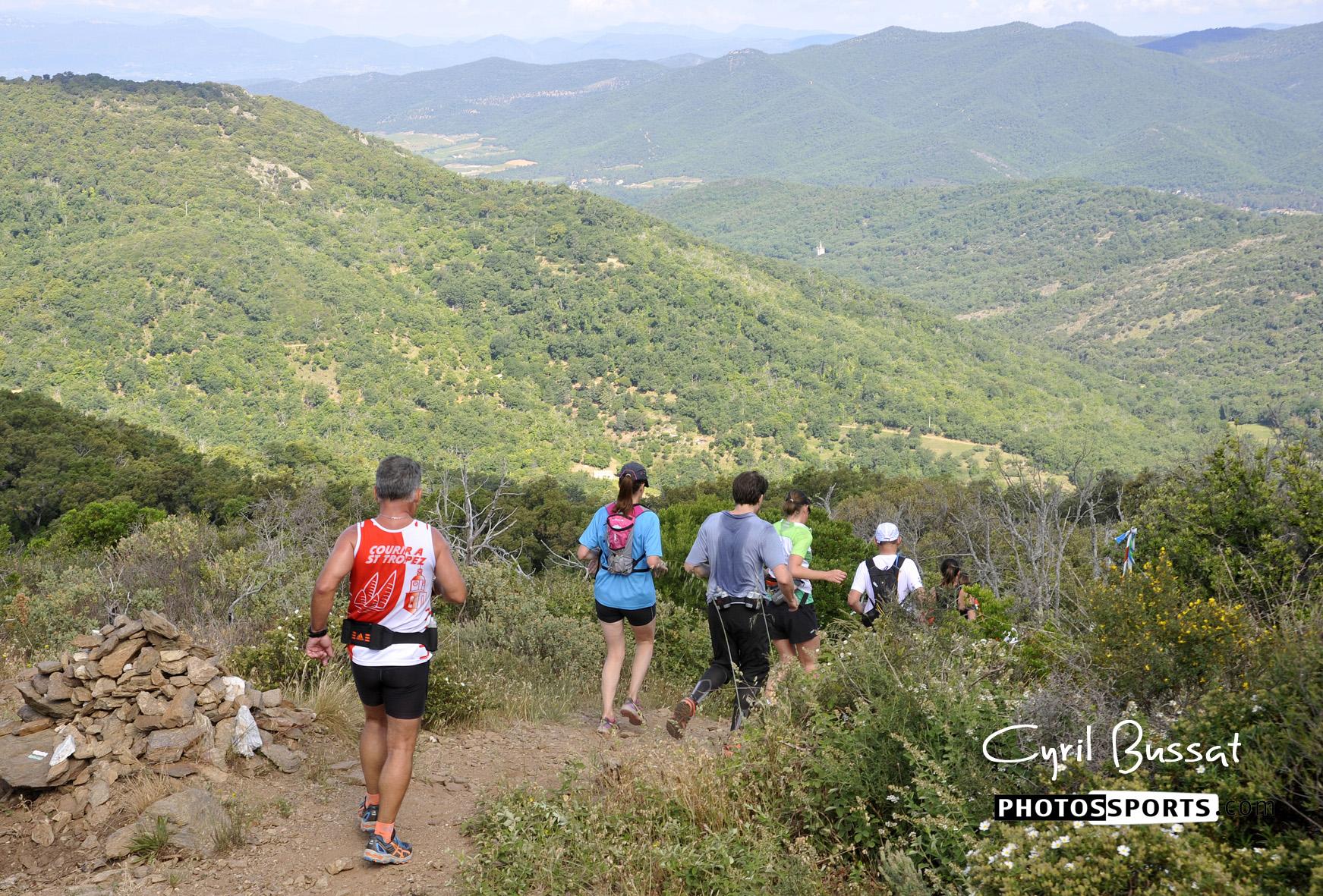 Trails des Maures du 1er Juin 2014 – Compte rendu