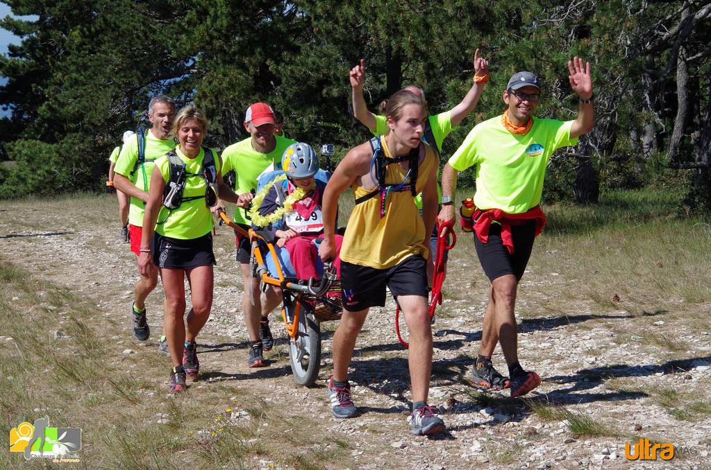 Trail du Grand Luberon du 18 Mai 2014 – Résumé