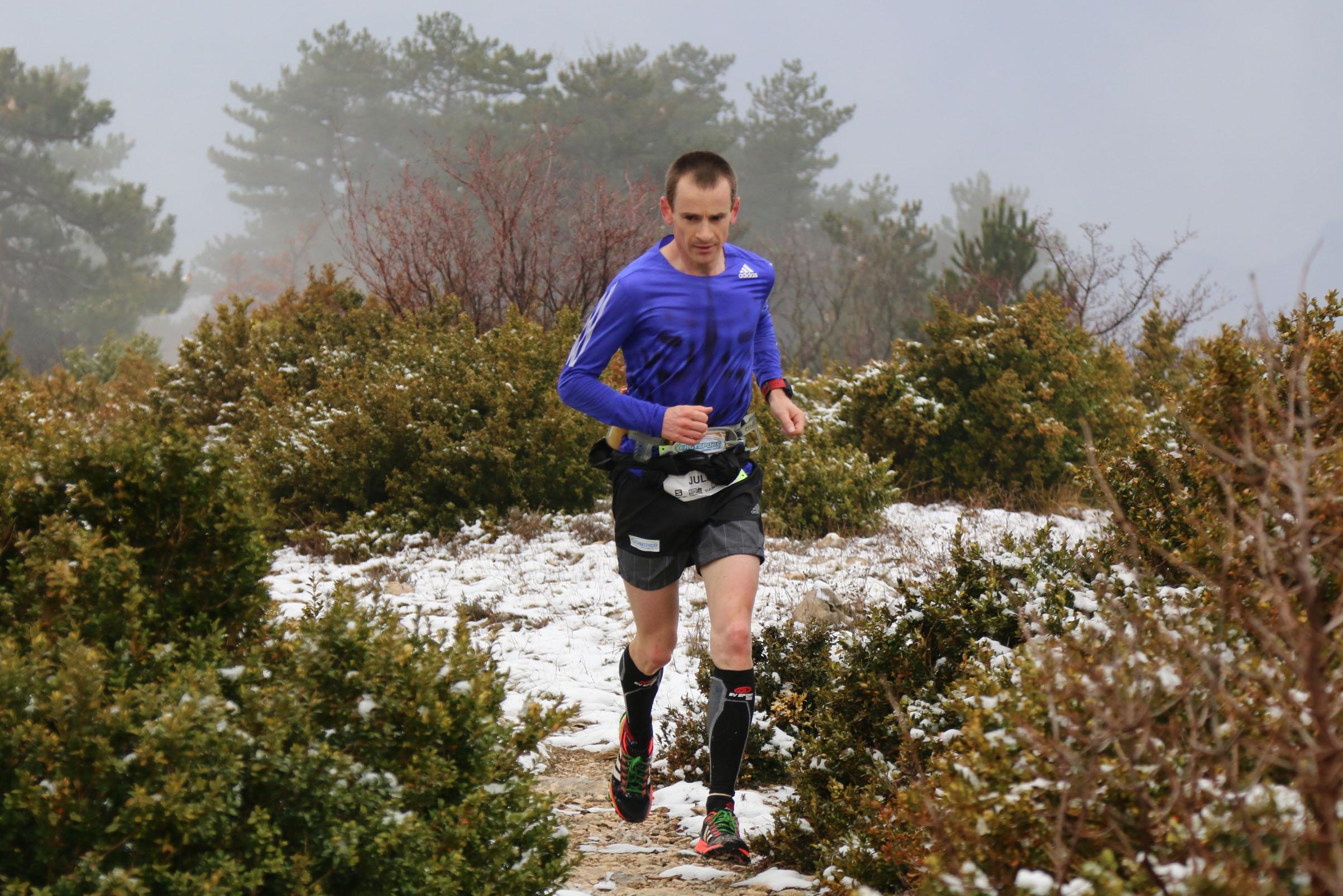 Ergysport Trail du Ventoux: Fortunes diverses pour les challengers