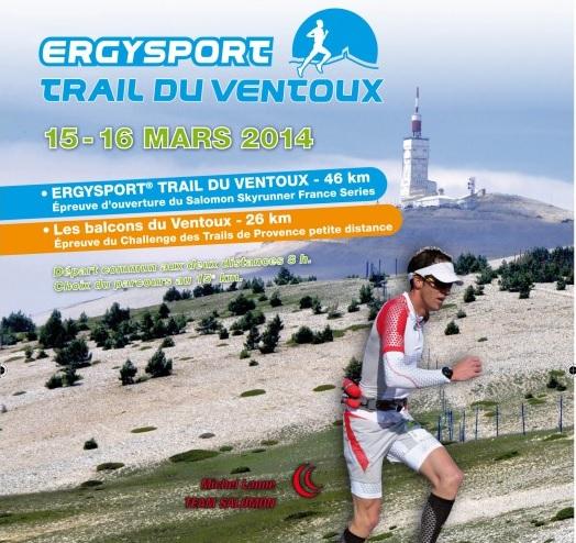 Ergysport Trail du Ventoux, prochaines manches du challenge