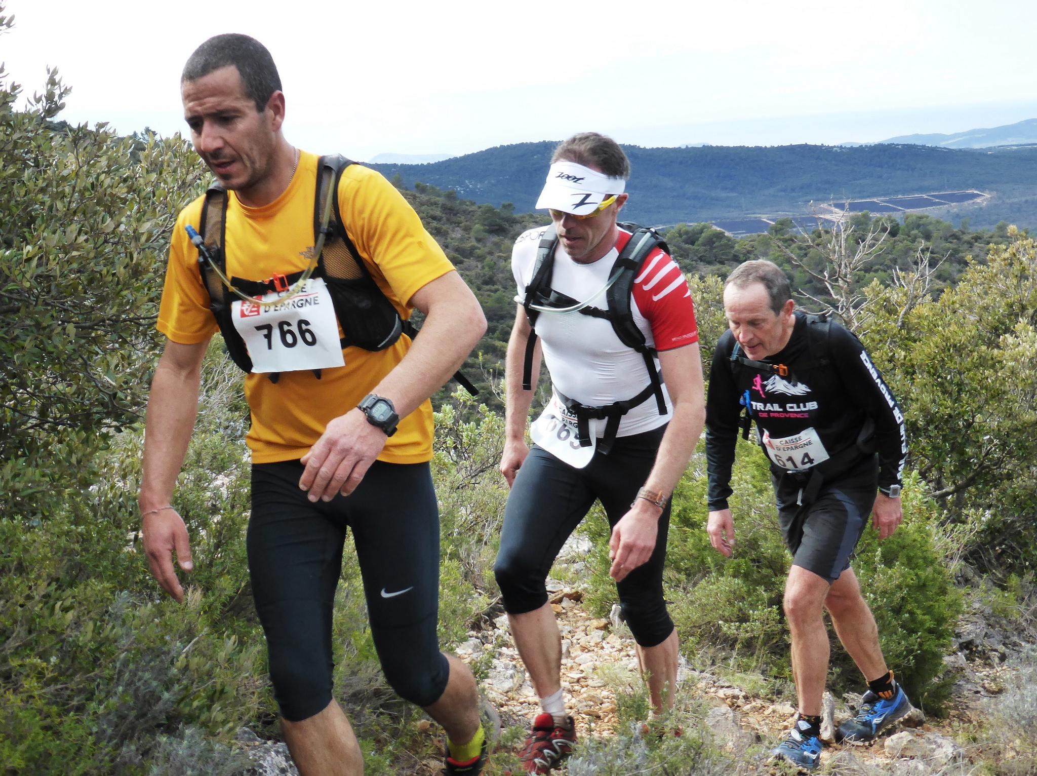 Signes Trail: Laetitia DARDANELLI et Frédéric GAETHOFS répondent présents