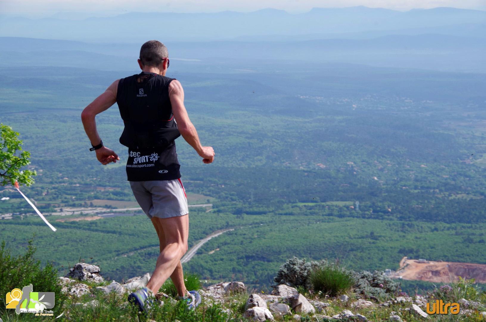 Aurélien Trail: Compte rendu