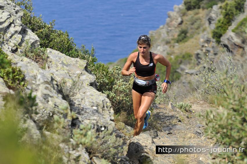 Amandine FERRATO, la jolie surprise du Challenge 2015
