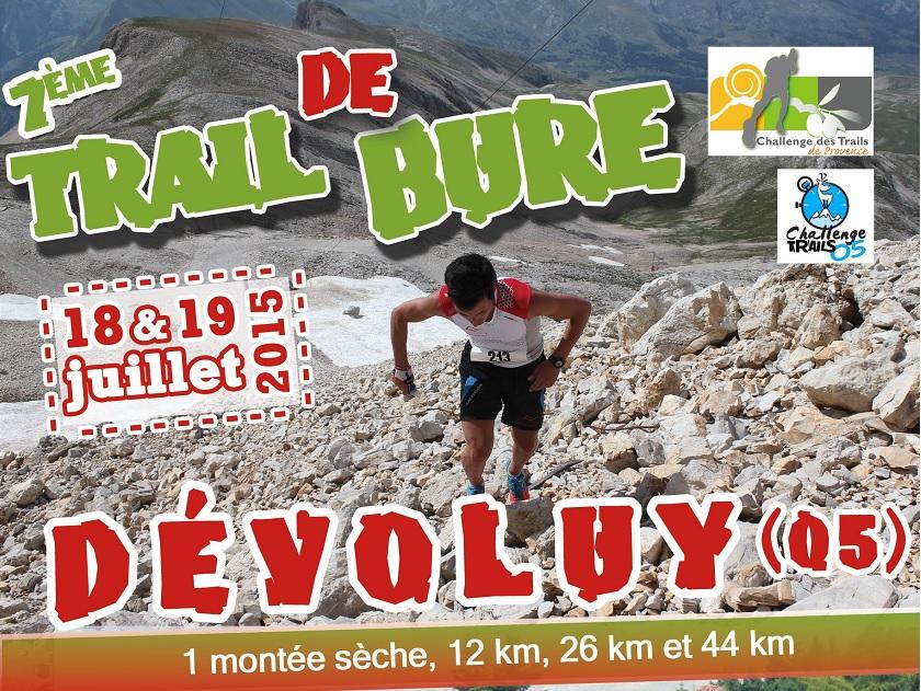 19 juillet: Le Trail de Bure fait son entrée au challenge