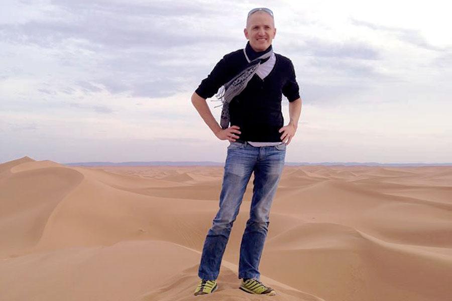 Laurent Poncet le mécène aux valeurs saines