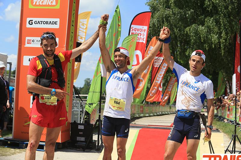 Sylvain COURT, un provençal champion du monde de Trail