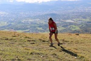 3 Celine Lafaye premiere dame 25 km p hoto Stéphane Demard ville de Gap