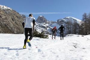 4 Ambiance Ubaye Snow Trail Salomon photo Robert Goin