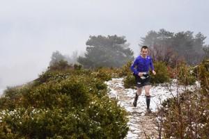 (870)-2 Julien Rancon 1er homme 44 km Ventoux 2015 Photo JMK Consult