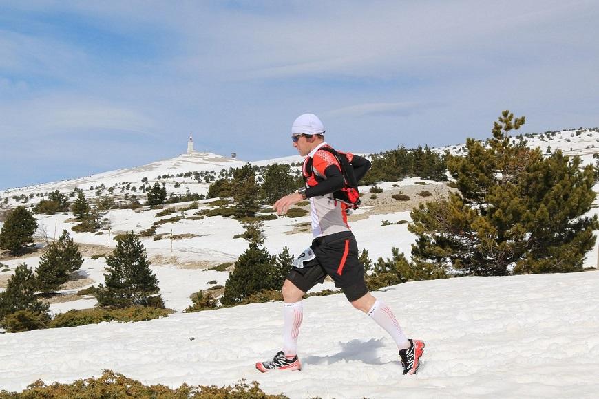 20 mars Ergysport trail du Ventoux challenges puissance 3