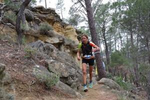 (870)1 Caroline Chaverot vainqueur 46 km photo Robert Goin