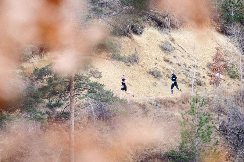Le Trail de l'Escalo selon Seb