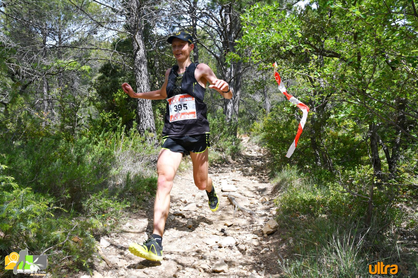 Récit de course du Trail du Grand Luberon