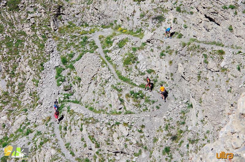 La grande traversée des mélèzes du Mercantour :Un ciel clément pour un parcours exigeant