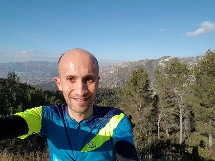 Pascal Regnerie, un coureur ambitieux à l'assaut du Challenge !