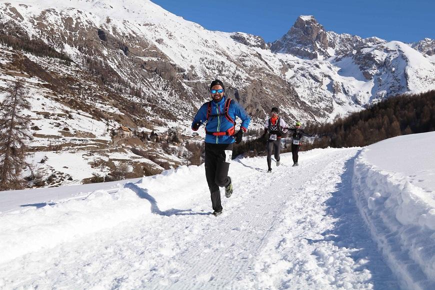 Ubaye Snow Trail Salomon du 19 février 2017: Une huitième édition fort réussie