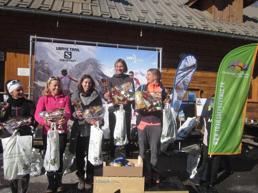 Ubaye Snow Trail, Bref récit et rencontre sur la première marche