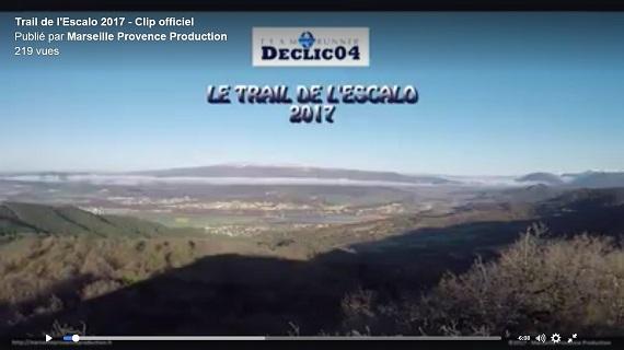 Trail de l'Escalo 2017 – Le Clip Officiel