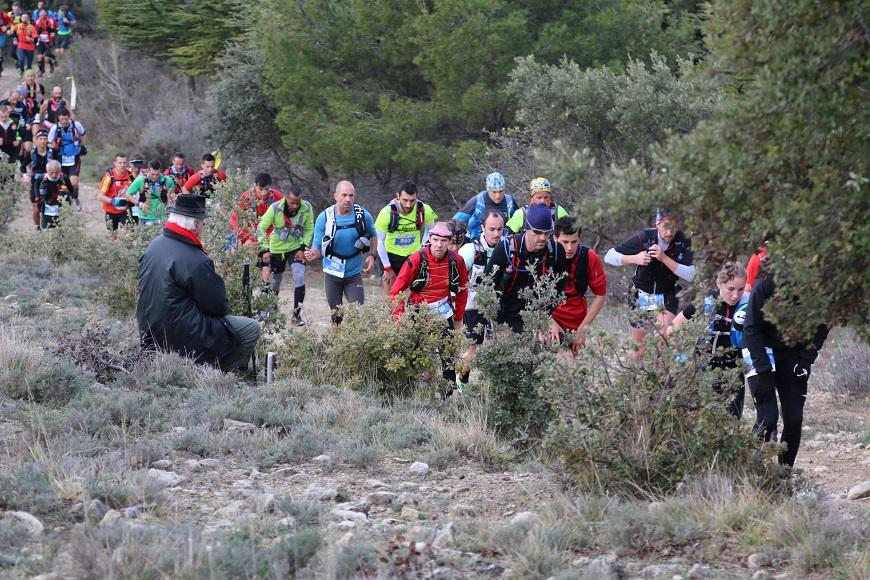 Ergysport trail du Ventoux du 19 mars 2017 : le rendez-vous majeur du début de saison