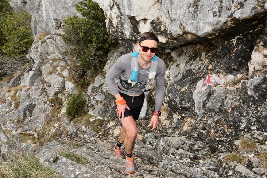 Compte Rendu du Trail de la Sainte Baume du 5 Mars 2017