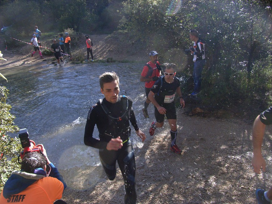 Trail de Signes, récit de course de Julien