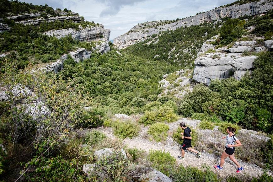 Run Lagnes Trail running à la provençale by Andy Symonds