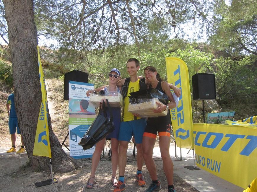 Trail de Lagnes le 24 juin 2017 : un trail familial