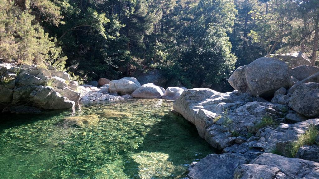 Baignoire de la vallée du Golo