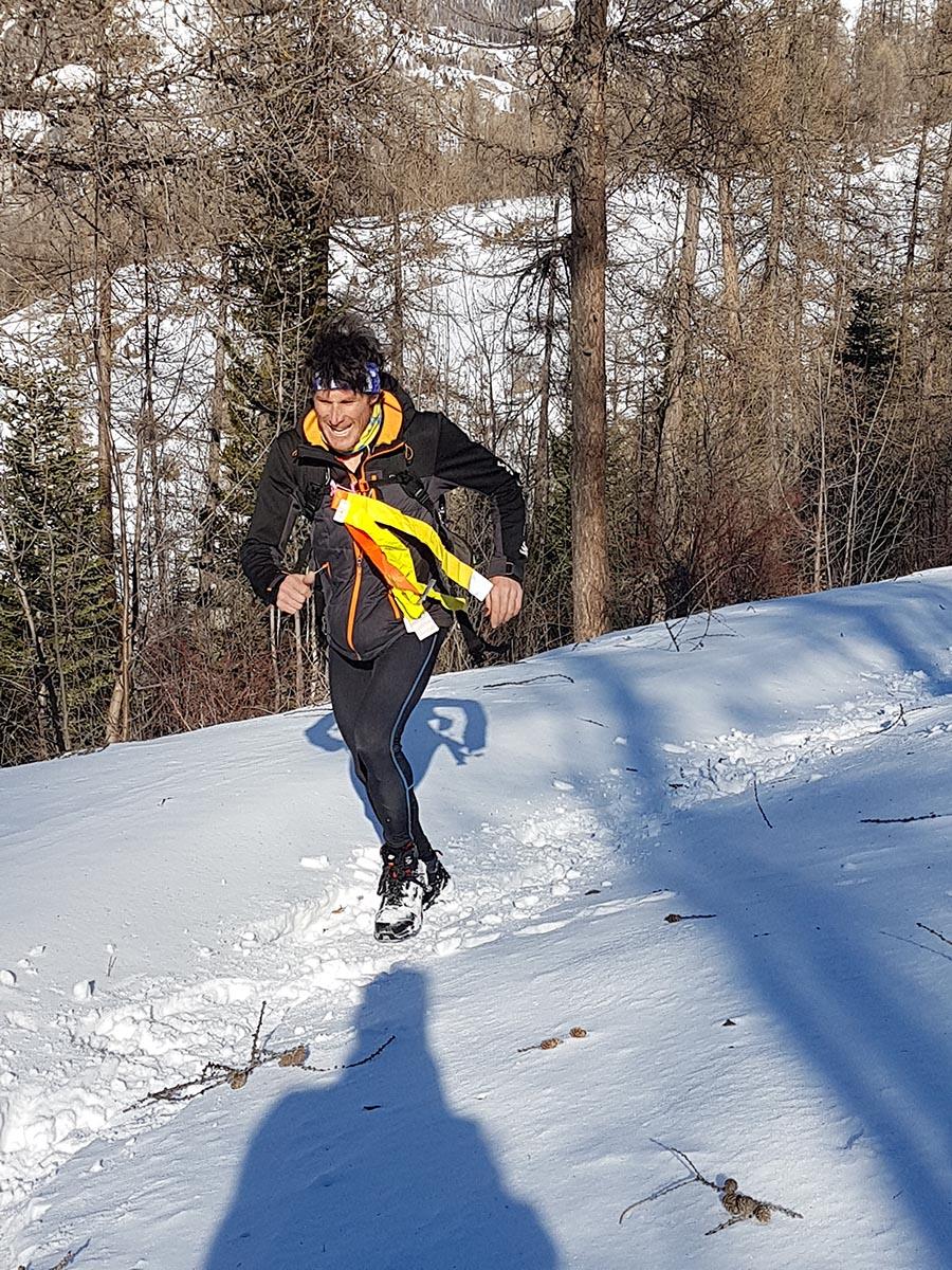 SCOTT Trail blanc du Val d'Allos