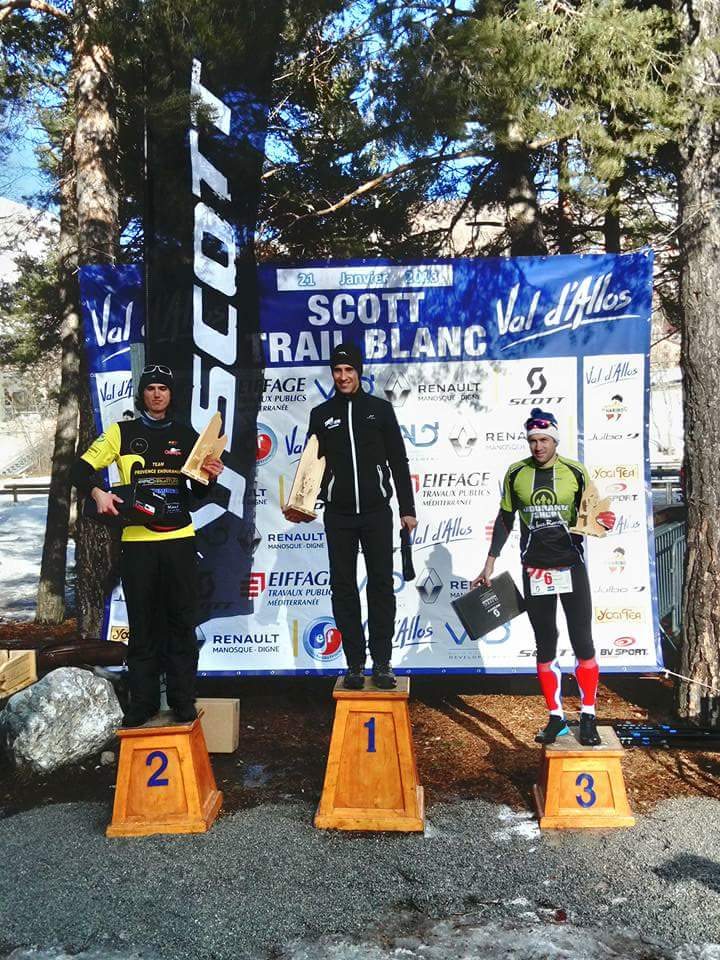 SCOTT Trail Blanc du Val d'Allos 2018 – Les premier retours