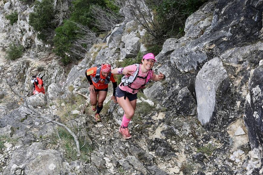Trail de la Sainte Baume du 22 avril 2018: Présentation