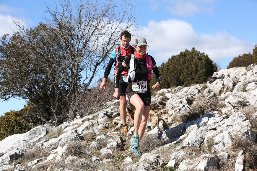 Résultats des Trails de Signes (Var), le 1er avril 2018
