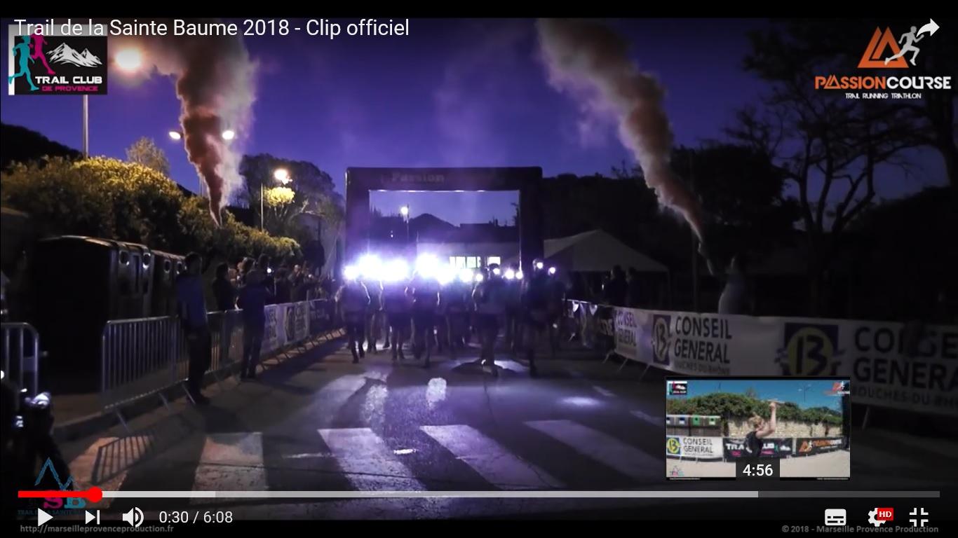 Trail de la Sainte Baume 2018: La vidéo