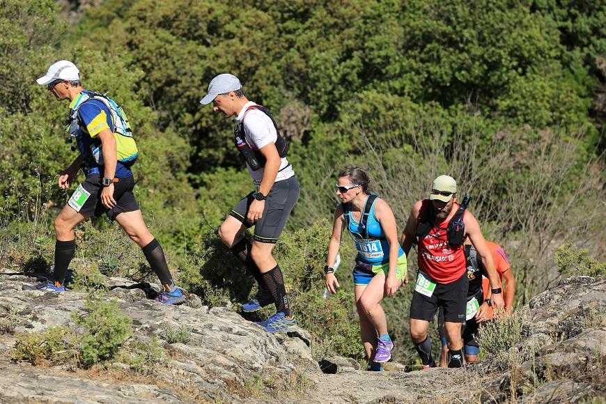 Trail des Maures du 3 Juin 2018 – Présentation