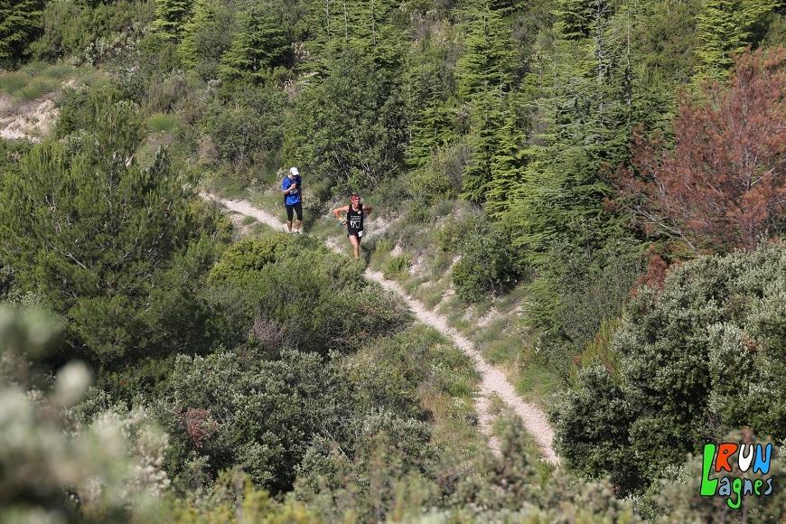 Run Lagnes du samedi 16 juin – Sur le terrain de jeu d'Andy Symonds et Pierre Hugo Romain