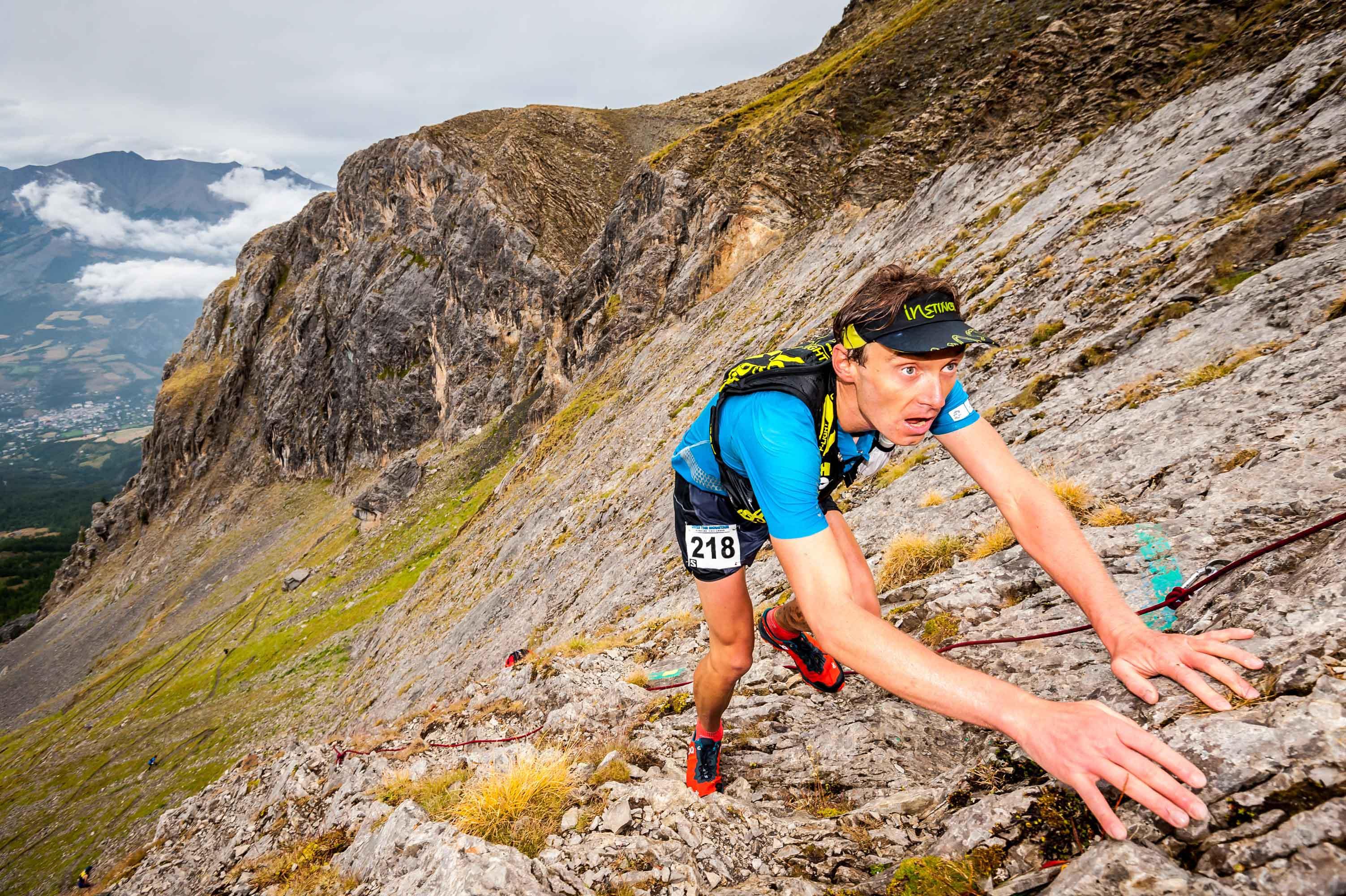 Ubaye Trail Salomon 2018, un trail technique et montagnard au coeur des Alpes du Sud
