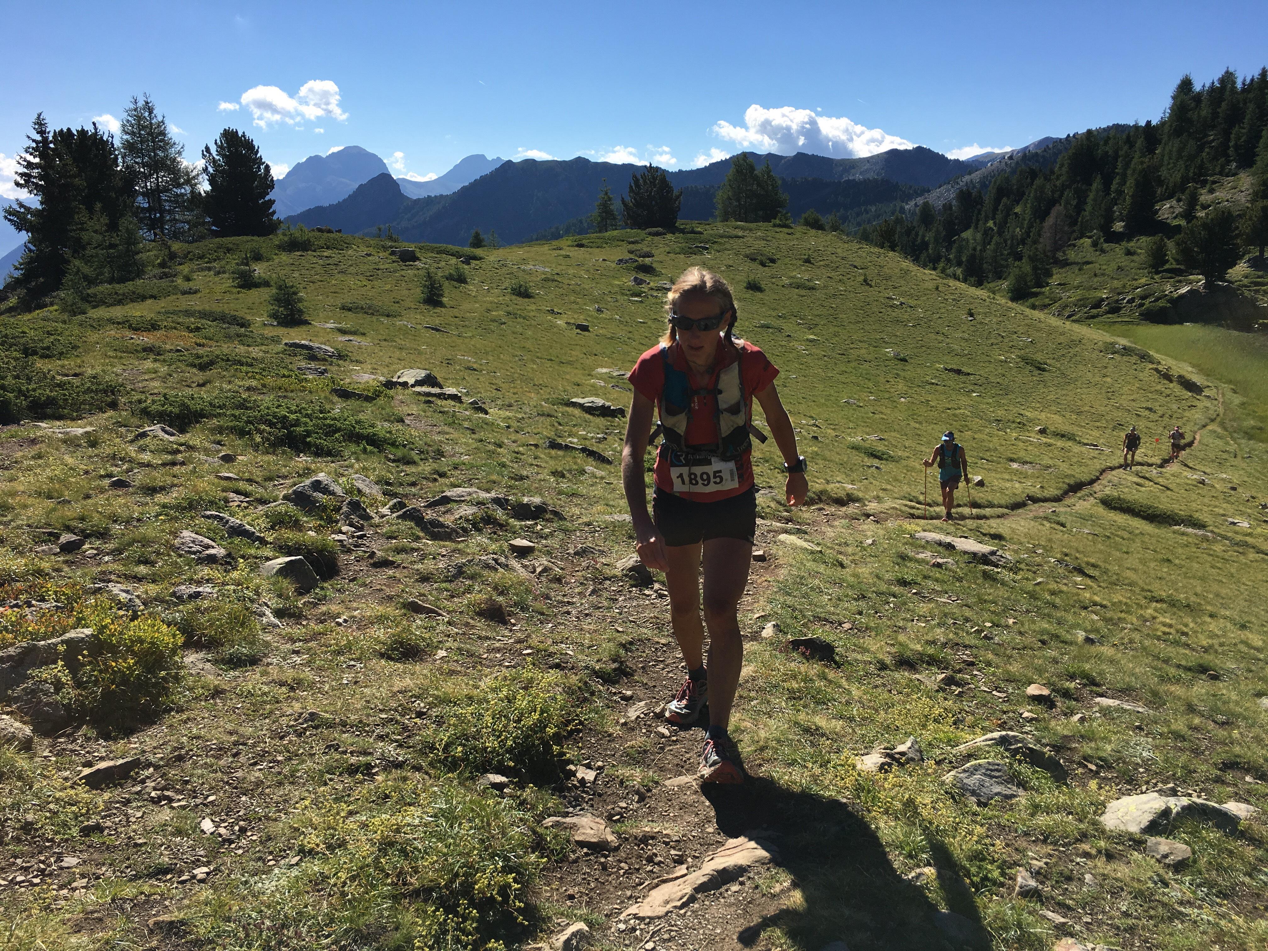 Trail de Dormillouse : dernier raout du mois d'août !