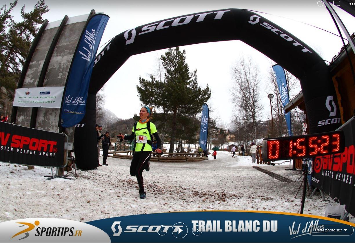 Scott Trail blanc du Val d'Allos : ouverture du Challenge 2019