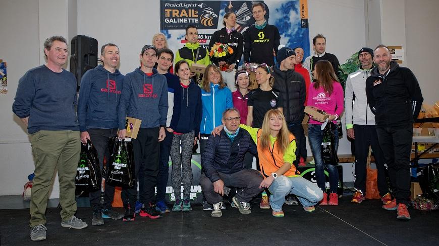 Trail de la Galinette 2019 : rentrée des trails longs du Challenge