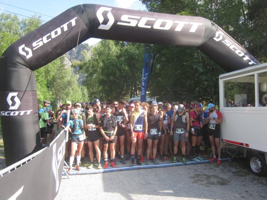 Scott trail Val d'Allos, le 21 juillet 2019