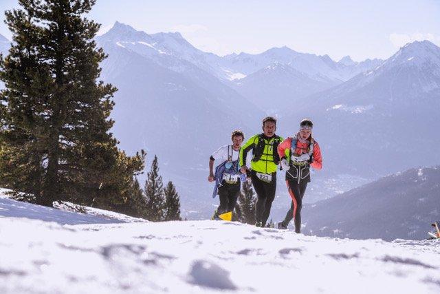 Ouverture du Challenge 2020 sur le Snow Trail de Serre-Chevalier: Présentation