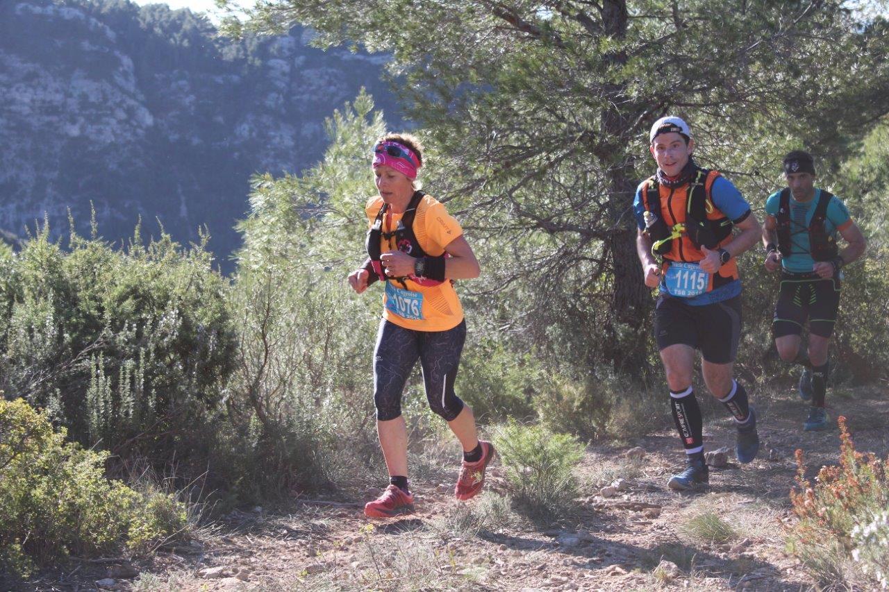 Trail de la Sainte Baume du 1er Mars 2020 – Présentation