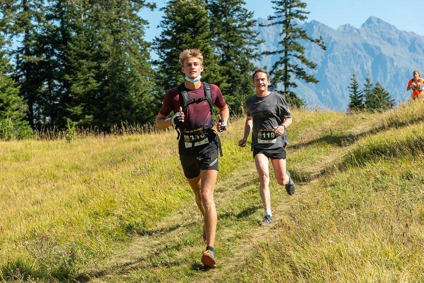 Trail du Col du Noyer du 6 septembre 2020 -Le Compte rendu